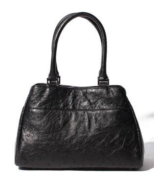 【ostrich】オーストリッチ フルポイント ハンドバッグ