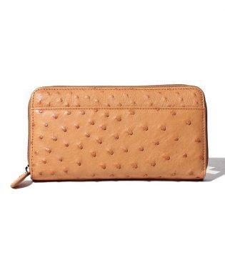 【ostrich】オーストリッチ ハーフポイント 長財布