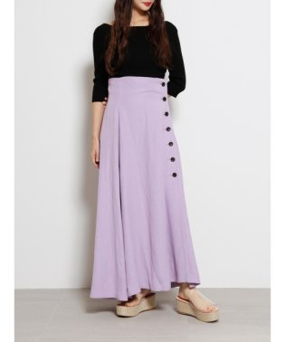 ナローフレアースカート