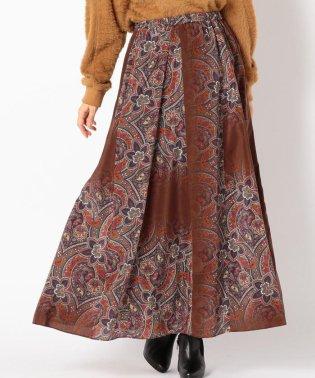 5-knot:ペイズリースカート