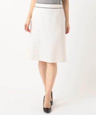 ライトシャインツイード スカート