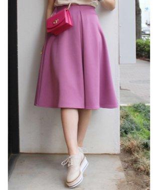 サテンボンディングスカート