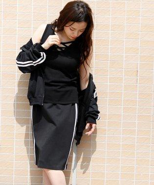 【Girly Doll 】ラインスカート