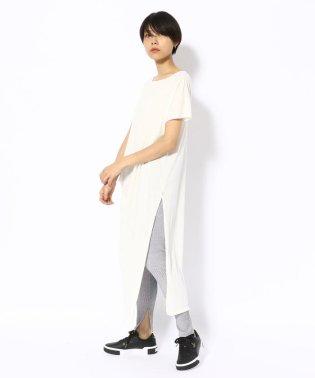 【別注】KMRii/ケムリ/Drape Long OP/RFL/ドレープロングワンピース