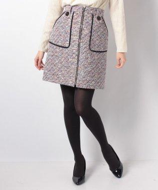 BIGポケットAラインスカート