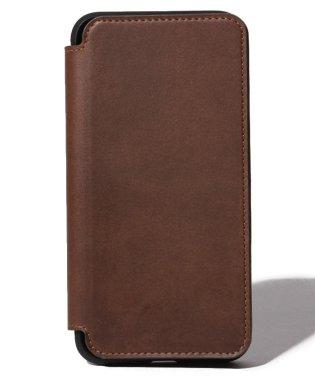 <NOMAD/ノマド>iPhone XS Max RUGGED FOLIO CASE/ラギッド フォリオケース ホーウィンレザー