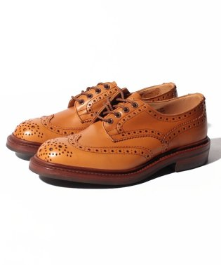 【Trickers】BOURTON ACORN ANTIQUE DAINITE SOLE 5 FIT