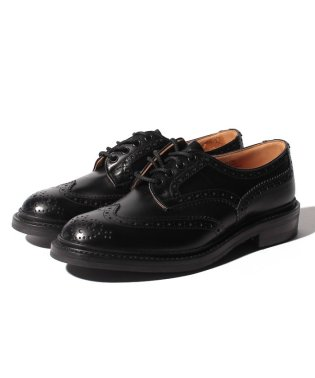 【Trickers】BOURTON BLACK CALF DAINITE SOLE 5 FIT