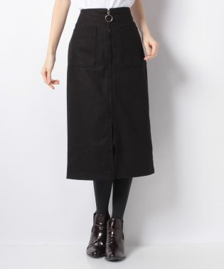 ジップナロースカート