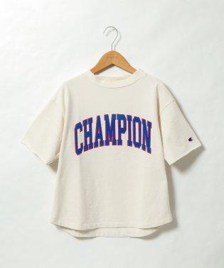 Champion(チャンピオン)スウェットロゴTシャツ