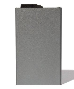 〈CARDHODA/カードホダ〉アルミニウムカードケース 5枚収納スライド式タイプ