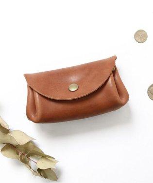 小さい財布 コインケース レディース 本革 大容量 フラップ 革財布 小銭入れ ショートウォレット 日本製 nafka