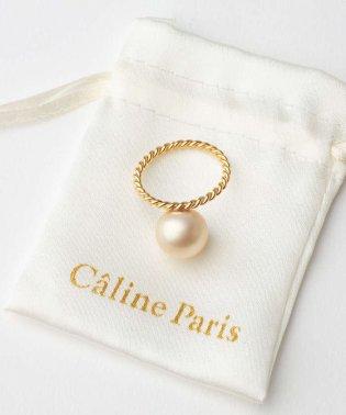 Caline Paris パールリング