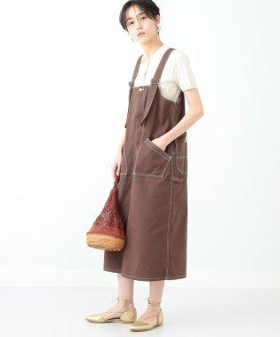 【WEB限定】Lee / ジャンパースカート