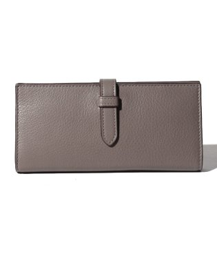 【J&M DAVIDSON】ELONGATED TAB WALLET
