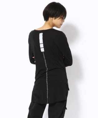 【別注】KMRii/ケムリ/Bridge Long Tee/RFL