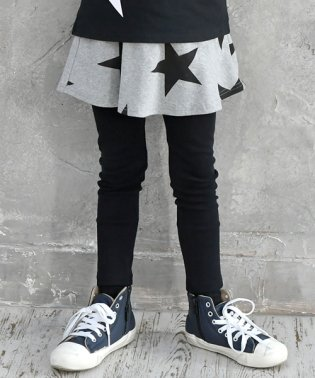レギンス付スカート