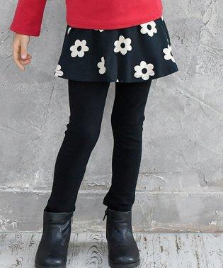 【14柄】レギンス付きスカート