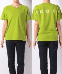 (S)バックロゴTシャツ