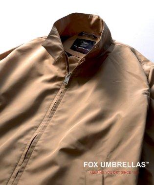 《予約》FOX UMBRELLAS/ フォックスアンブレラ別注 :  POLYESTER HARRINGTON
