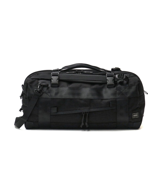 吉田カバン ポーター ボストンバッグ ブースパック PORTER BOOTH PACK 3WAY DUFFLE BAG(M) ダッフルバッグ 3WAYダッフル