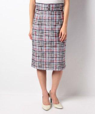 マリンツイードタイトスカート