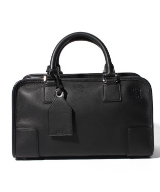【LOEWE】ハンドバッグ/AMAZONA 28【BLACK/PALLADIUM】