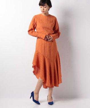 【GHOSPELL】RingDetail Midi Dress