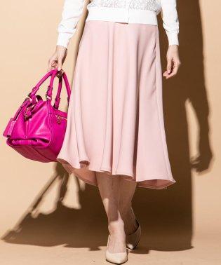 ポリオツイルフレアースカート