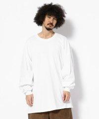 【web限定】GILDAN/ギルダン/スーパービッグロングスリーブTシャツ