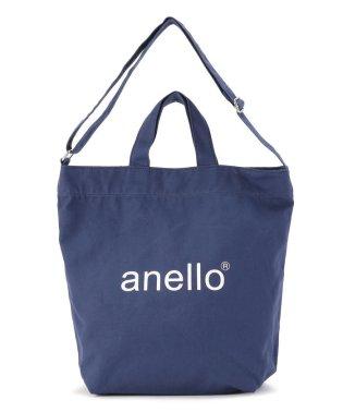 anello/アネロ/コットンキャンバス 2WAYトートバッグ《AI-C2551》