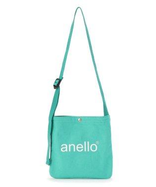 anello/アネロ/ロゴキャンバスミニショルダーバック《AI-C2555》