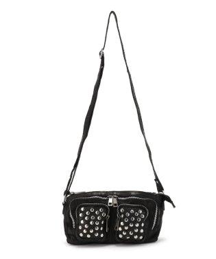 NUNOO(ヌノー)Shoulder Bag Studs/スタッズショルダーバッグ
