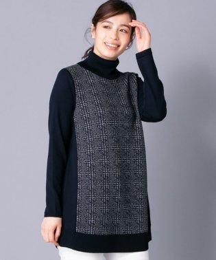 【特別提供品】チュニックセーター