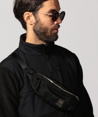 【別注】foot the coacher×PORTER×TOMORROWLAND ANARCHO WAIST BAG ウエストバッグ