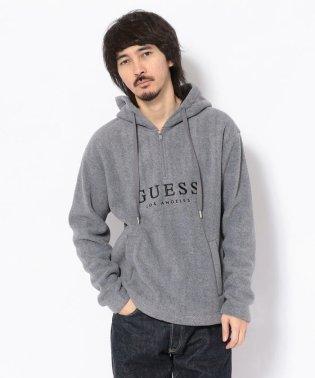 GUESS/ゲス/フリースパーカー