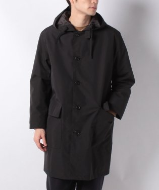 LIGHT DOWN HOOD COAT