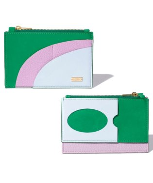 【CASSELINI】レトロ配色コインケース