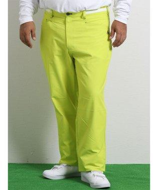 【大きいサイズ】le coq sportif GOLF (ルコックスポルティフ ゴルフ)ストレッチソロツイルパンツ