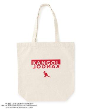 【KANGOL】WEB別注トートバック