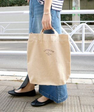 LE MARCHE DE VIMPETS 2WAYバーティカルショルダーバッグ◆