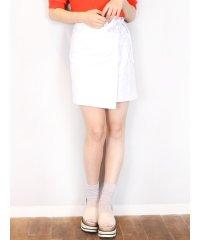 【S】コンパクトラップスカート