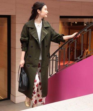 MARMARI × Ray BEAMS / 別注 トレンチ コート