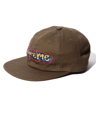 GONZ LOGO 6 PANEL CAP