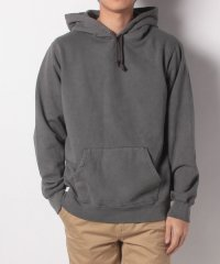 OVERDYED HOODED SWEAT(2PCS)