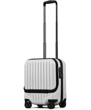 【JP-Design】スーツケース フロントオープン TSAロック搭載 小型 SSサイズ 機内持ち込み
