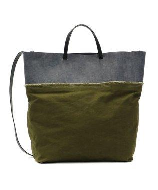 ツールズ 2WAYトートバッグ Tools by SLOW ツールズバイスロウ mix ミックス 2way tote bag トートバッグ 縦型 ショルダー A