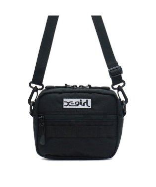 エックスガール ショルダーバッグ X-girl ADVENTURE SHOULDER BAG 05171008
