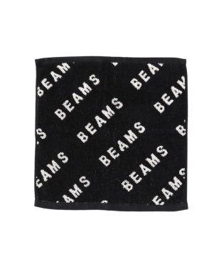 BEAMS / バイアス ロゴ ハンド タオル