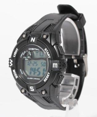 〈Deep Dyed/ディープ ダイ〉Digital watch/デジタルウォッチ フット